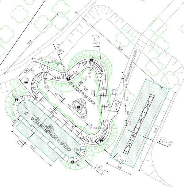 PARKITECT basic pumptrack design