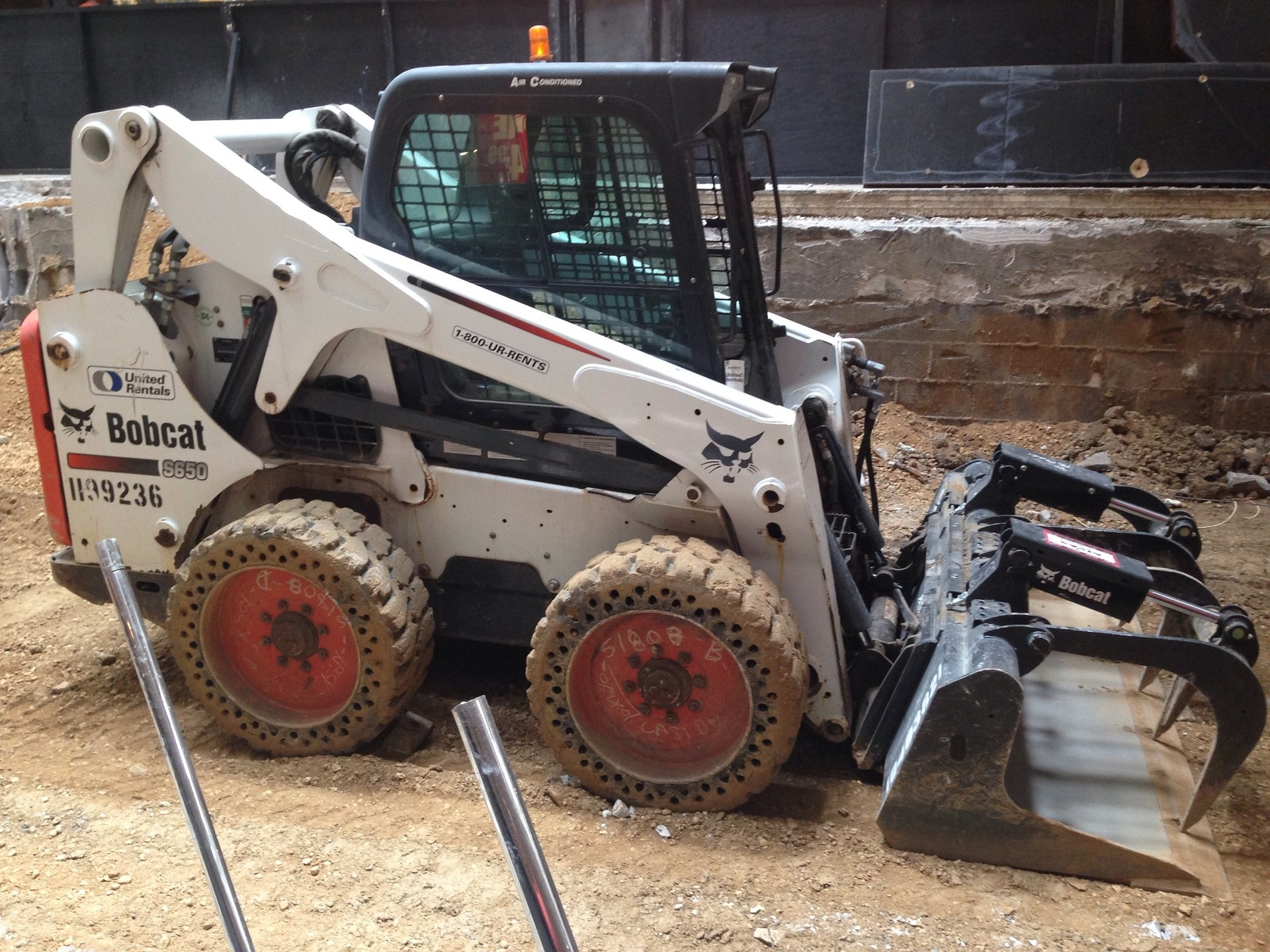 Skid steer, compact and front loaders are all earthmovers used to take the heavy lifting out of building a pumptrack.